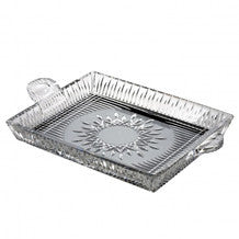 Waterford Crystal Lismore Diamond Sandwich Tray 35cm