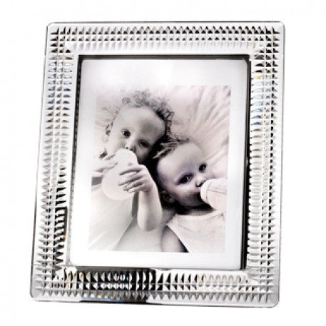Waterford Crystal Lismore Diamond Photo Frame 8 inch by 10 inch