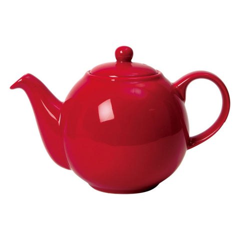London Pottery Globe Red Teapot 0.50L