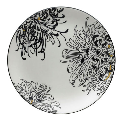 Denby Monsoon Chrysanthemum Round Platter 35.5cm