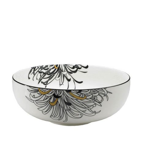 Denby Monsoon Chrysanthemum Serving Bowl 2L