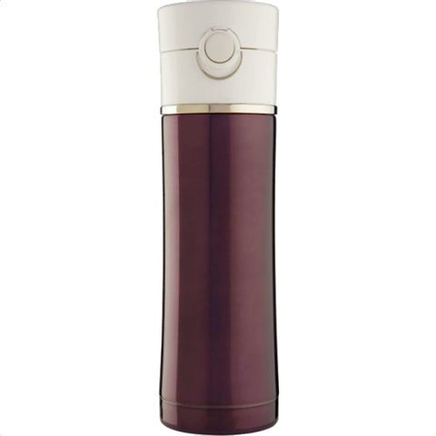 Thermos Stainless Steel Plum Direct Drink Flask 0.47L
