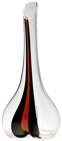 Riedel Decanter Black Tie Smile Red 1.4L