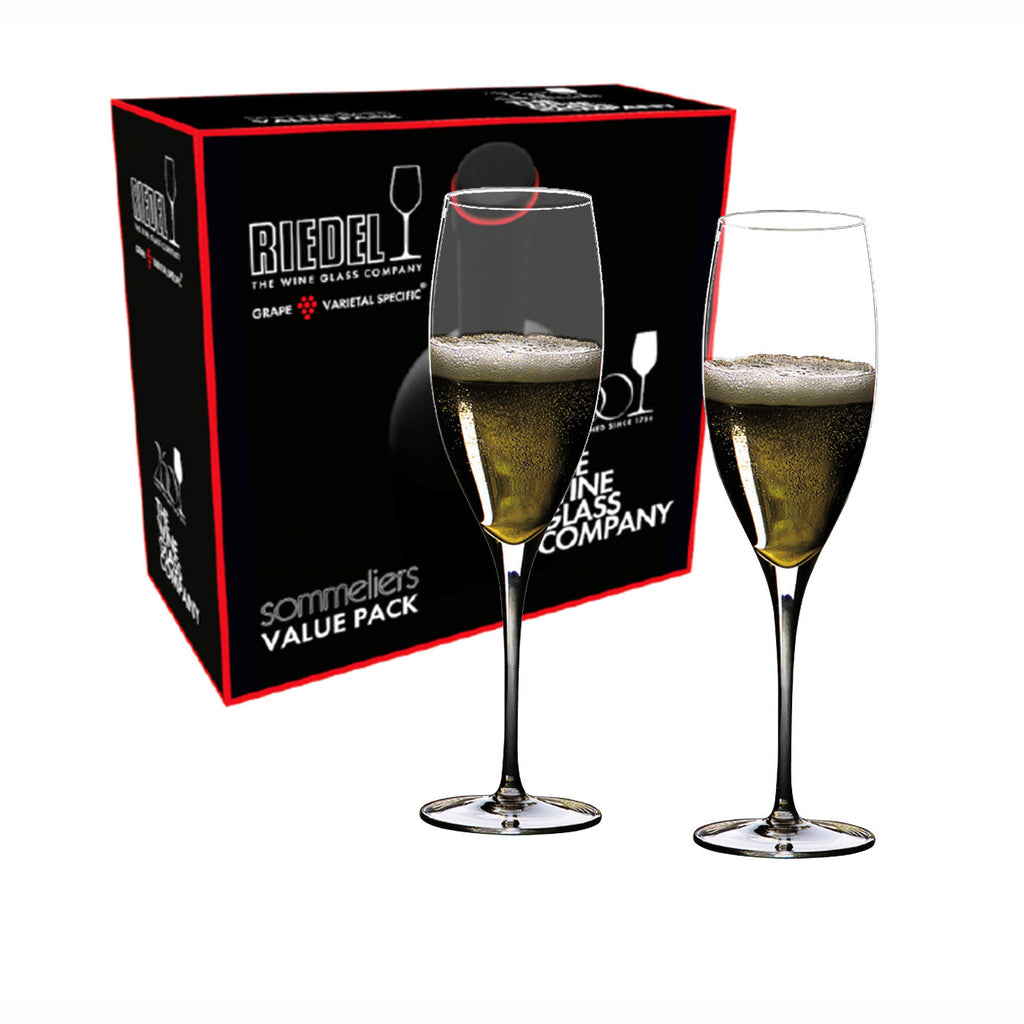 Riedel Sommeliers Value Vintage Champagne Glass (Pair)