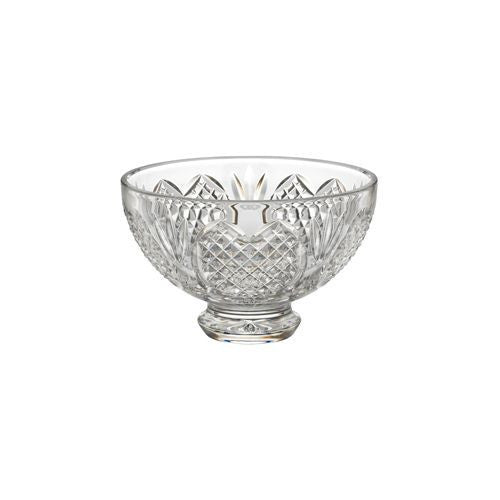Waterford Crystal Occasions Wedding Heirloom Serving Bowl 20cm