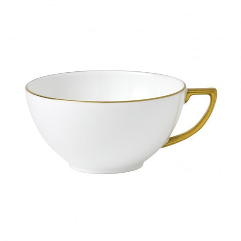 Wedgwood Jasper Conran Gold Tip Teacup (Teacup only)