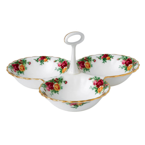 Royal Albert Old Country Roses Divided Tray 13cm