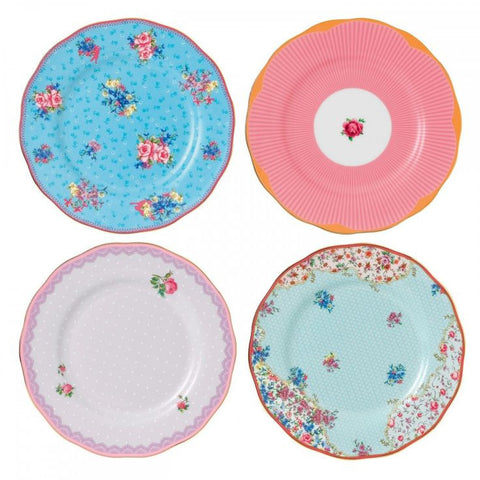 Royal Albert Candy Collection Mini Dishes 10cm (Set of 4)