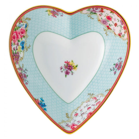 Royal Albert Candy Collection Sitting Pretty Heart Tray 13cm