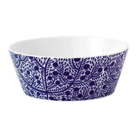 Royal Doulton Fable Blue Tree Cereal Bowl 16cm