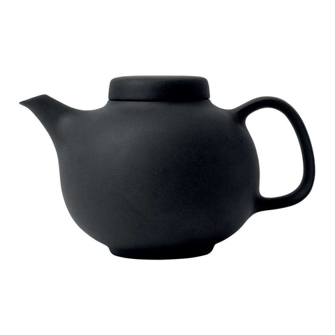 Royal Doulton Barber Osgerby Black Teapot