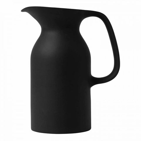 Royal Doulton Barber Osgerby Black Jug