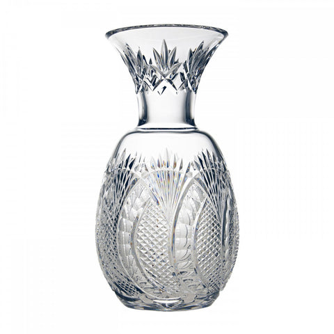 Waterford Crystal Seahorse Collection Pineapple Vase 30.5cm