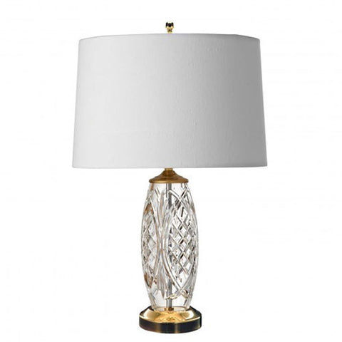 Waterford Crystal Belline Accent Lamp