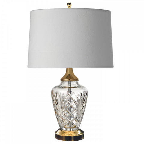 Waterford Crystal Avery Accent Lamp