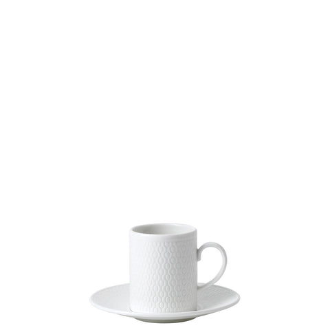 Wedgwood Gio Espresso Cup and Saucer