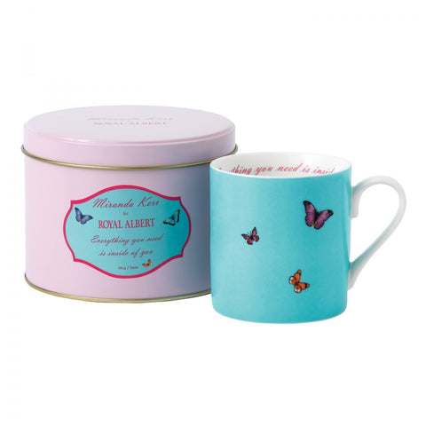 Royal Albert Miranda Kerr Everything Mug in Tin 0.29L