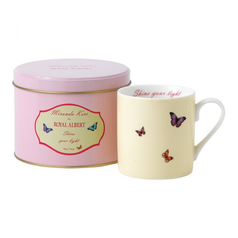 Royal Albert Miranda Kerr Shine Mug in Tin 0.29L