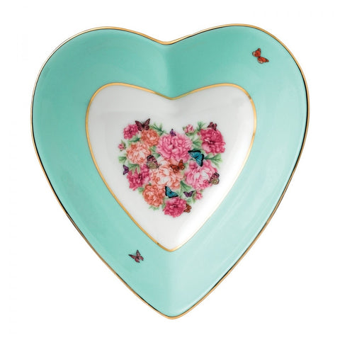 Royal Albert Miranda Kerr Bleassings Heart Tray 13cm