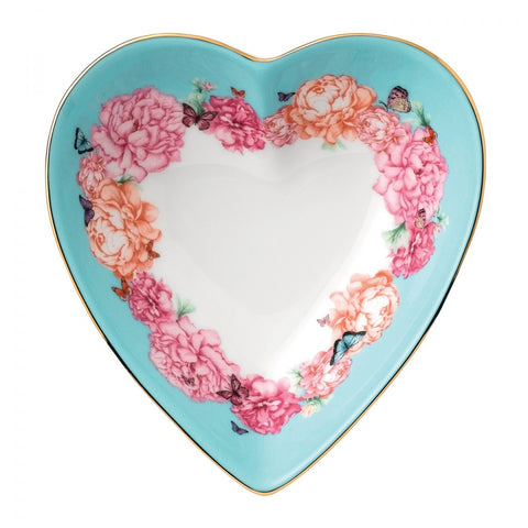 Royal Albert Miranda Kerr Devotion Heart Tray 13cm