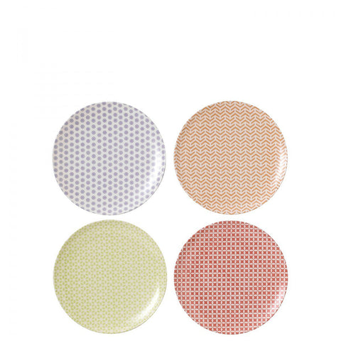 Royal Doulton Pastels Melamine Salad Plate 20.5cm (Set of 4)