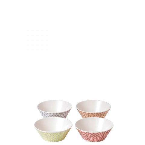 Royal Doulton Pastels Melamine Cereal Bowl 15cm (Set of 4)