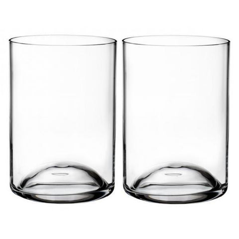 Waterford Crystal Elegance Double Old Fashioned Glasses (Pair)