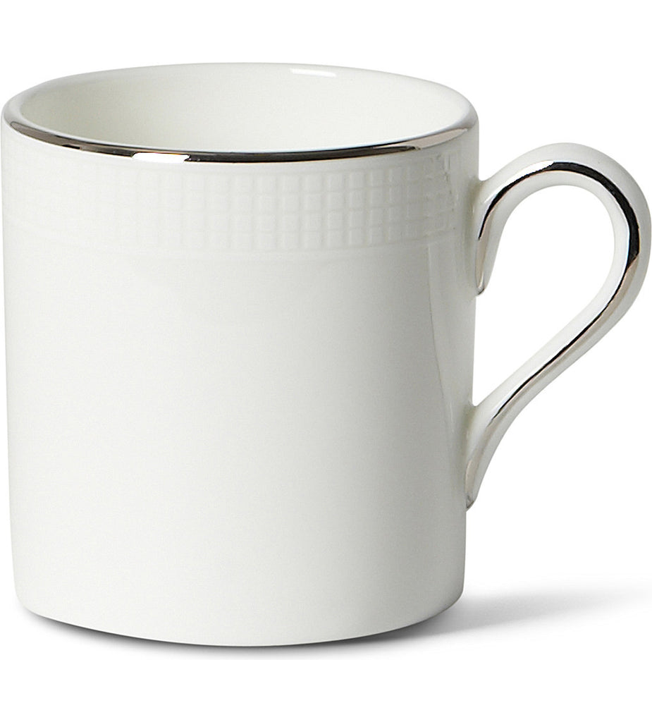 Wedgwood Vera Wang Blanc Sur Blanc Coffee Cup 0.08L (Cup Only)