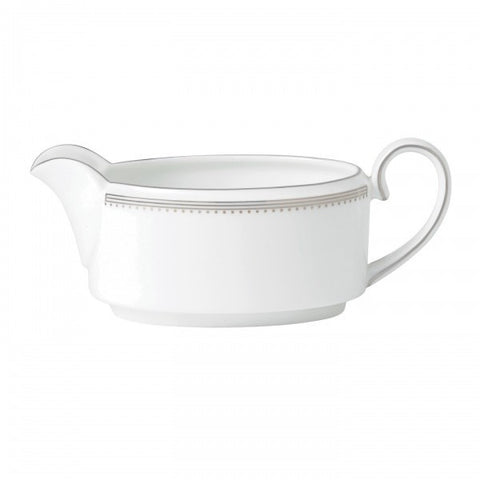 Wedgwood Vera Wang Grosgrain Sauceboat 0.35L (Sauce Boat Only)