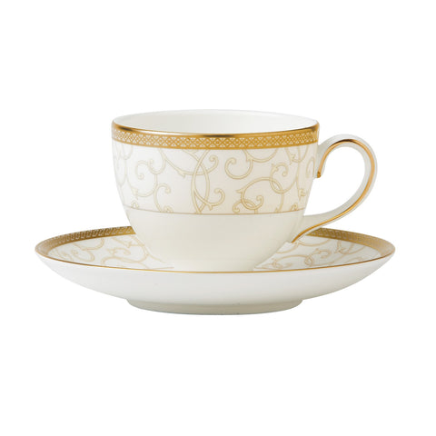Wedgwood Celestial Gold Tea Saucer (Saucer Only)