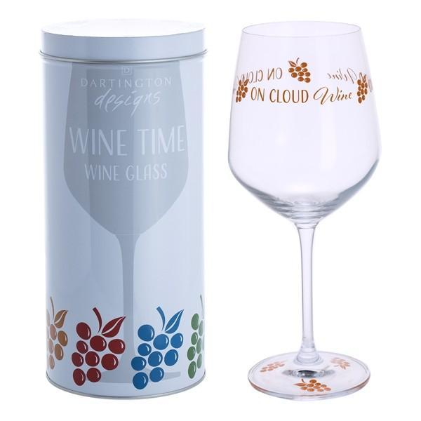 Dartington Crystal Wine Time On Cloud Wine Wine Glass 0.59L