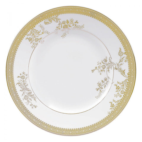Wedgwood Vera Wang Lace Gold Salad Plate 20cm
