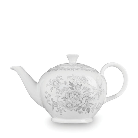 Burleigh Dove Grey Asiatic Pheasants Teapot Large 800ml