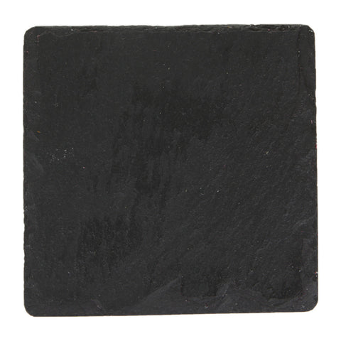 Just Slate Square Coaster 11cm by 11cm (Set of 4)