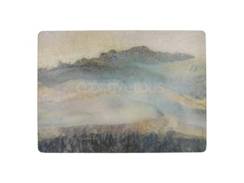 Creative Tops Premium Lustre Mineral Large Placemats (Pack of 4)