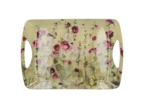 Creative Tops Premium Wild Field Poppies Large Handled Tray 47 by 33cm