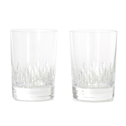 Wedgwood Vera Wang Duchesse Double Old Fashioned Glass (Pair)