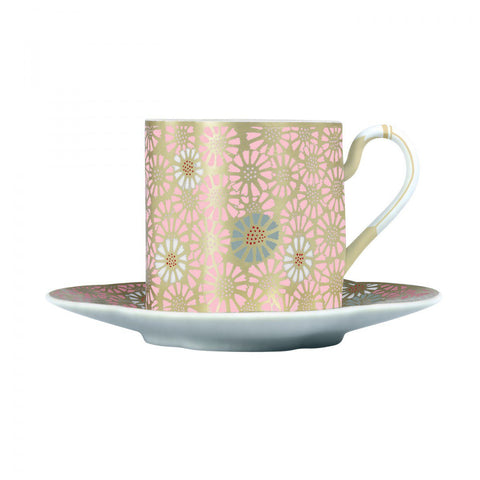 Wedgwood Teacups and Saucers Daisy Cup and Saucer