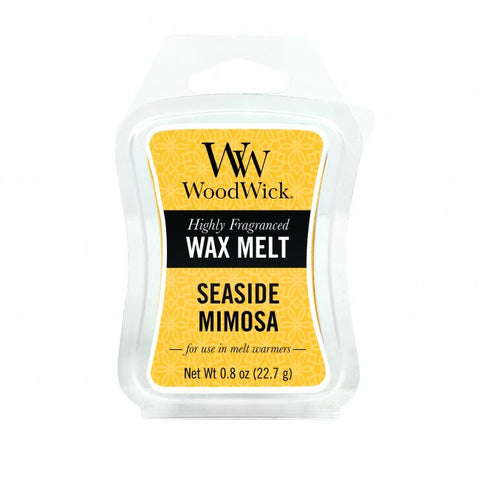 WoodWick Seaside Mimosa Mini Wax Melt