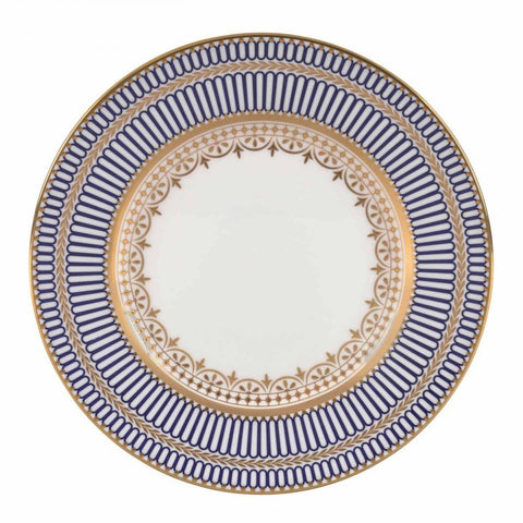 Wedgwood Anthemion Blue Plate 18cm