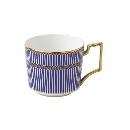 Wedgwood Anthemion Blue Tea Cup (Cup Only)
