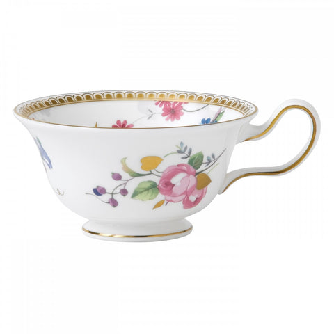 Wedgwood Rose Gold Peony Teacup (Teacup only)