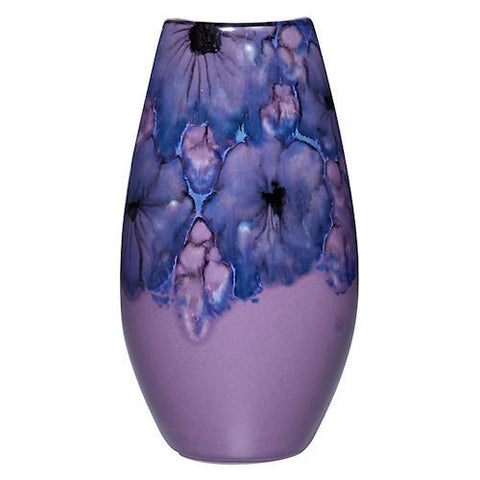 Poole Pottery Jasmine Manhattan Vase 26cm