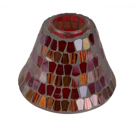 Cello Accessories Amber Glow Candle Shade