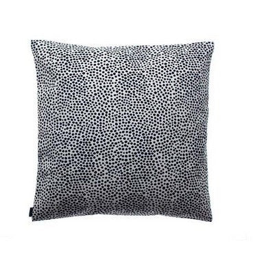 Marimekko Pirput Parput Black Cushion Cover 50 by 50cm (Cover Only)