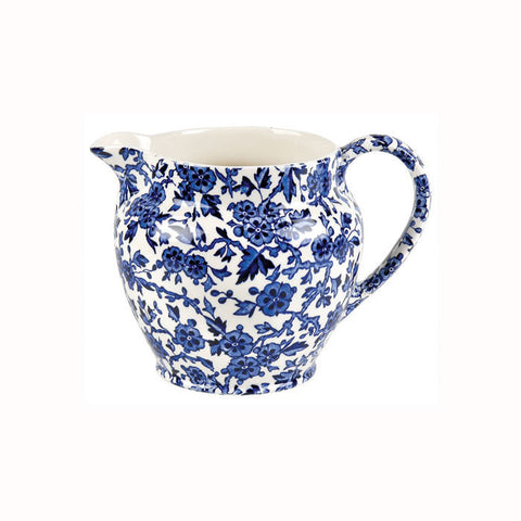 Burleigh Blue Arden Small Dutch Jug 0.28L