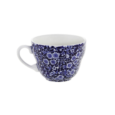 Burleigh Blue Calico Breakfast Cup 420ml (Cup Only)