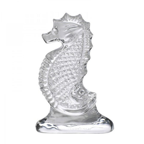 Waterford Crystal Collectables Seahorse Momento 6cm