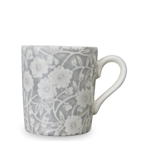 Burleigh Dove Grey Calico Espresso Cup (Cup Only)