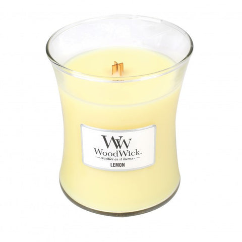 WoodWick Lemon Medium Candle